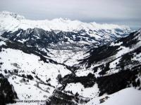 Skigebiet Adelboden